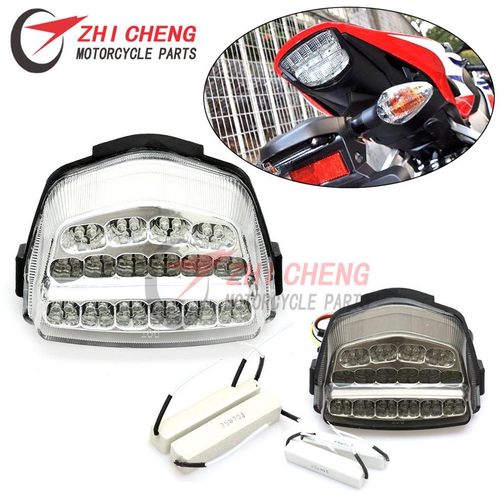 Motorcycle LED Rear Tail Brake Light Integrated Turn Signals Tail Light Lamp For Honda CBR1000RR CBR 1000 RR 2008-2014 2015 2016