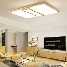 Modern living room lamps simple and warm Nordic creative personality led home master bedroom hall ceiling lamp