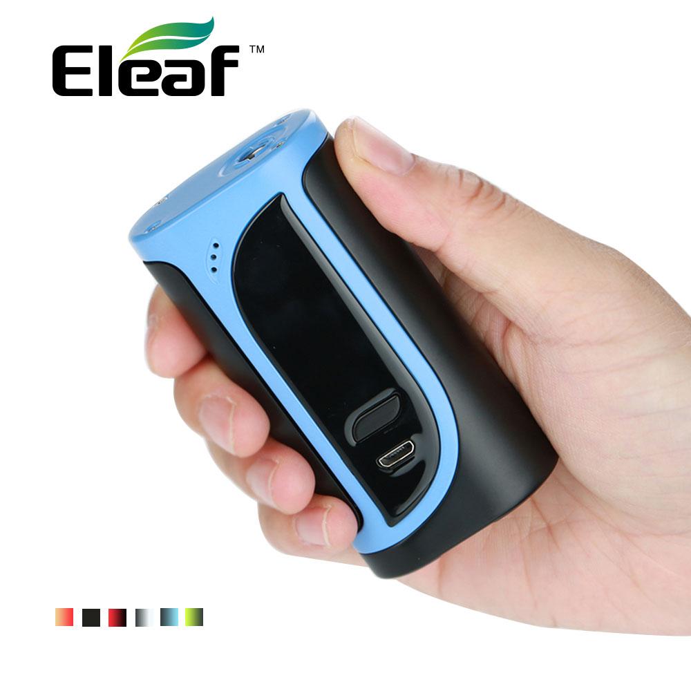 Vendita calda! 220 w Eleaf IKonn 220 Box MOD No18650 Batteria per Eleaf Ello Serbatoio Atomizzatore Ikonn 220 w Mod VS Ikuun i200/Cylon 218 w