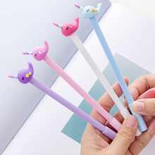 Bolígrafo de tinta de gel kawaii, venta al por mayor, 60 Uds., bolígrafos para la escuela, material de oficina para estudiantes, artículos de regalo estacionarios coreanos a granel