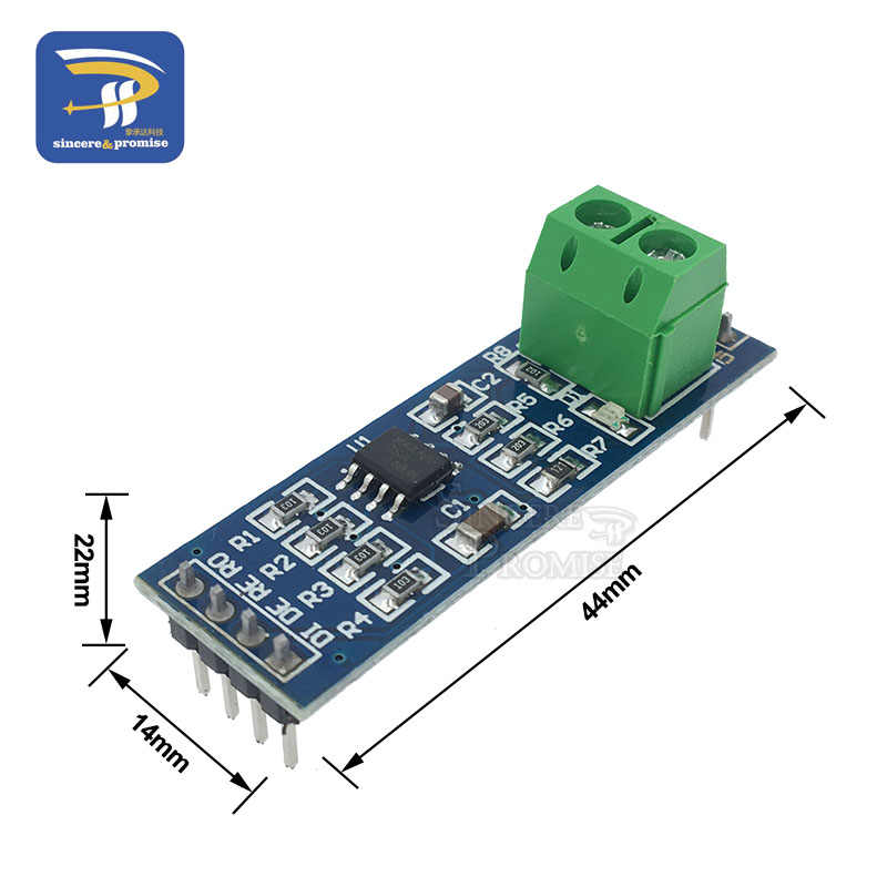 USB 2.0 to TTL RS485 Serial Converter Adapter FTDI Module FT232RL double function protection TTL turn RS - 485 MAX485 module