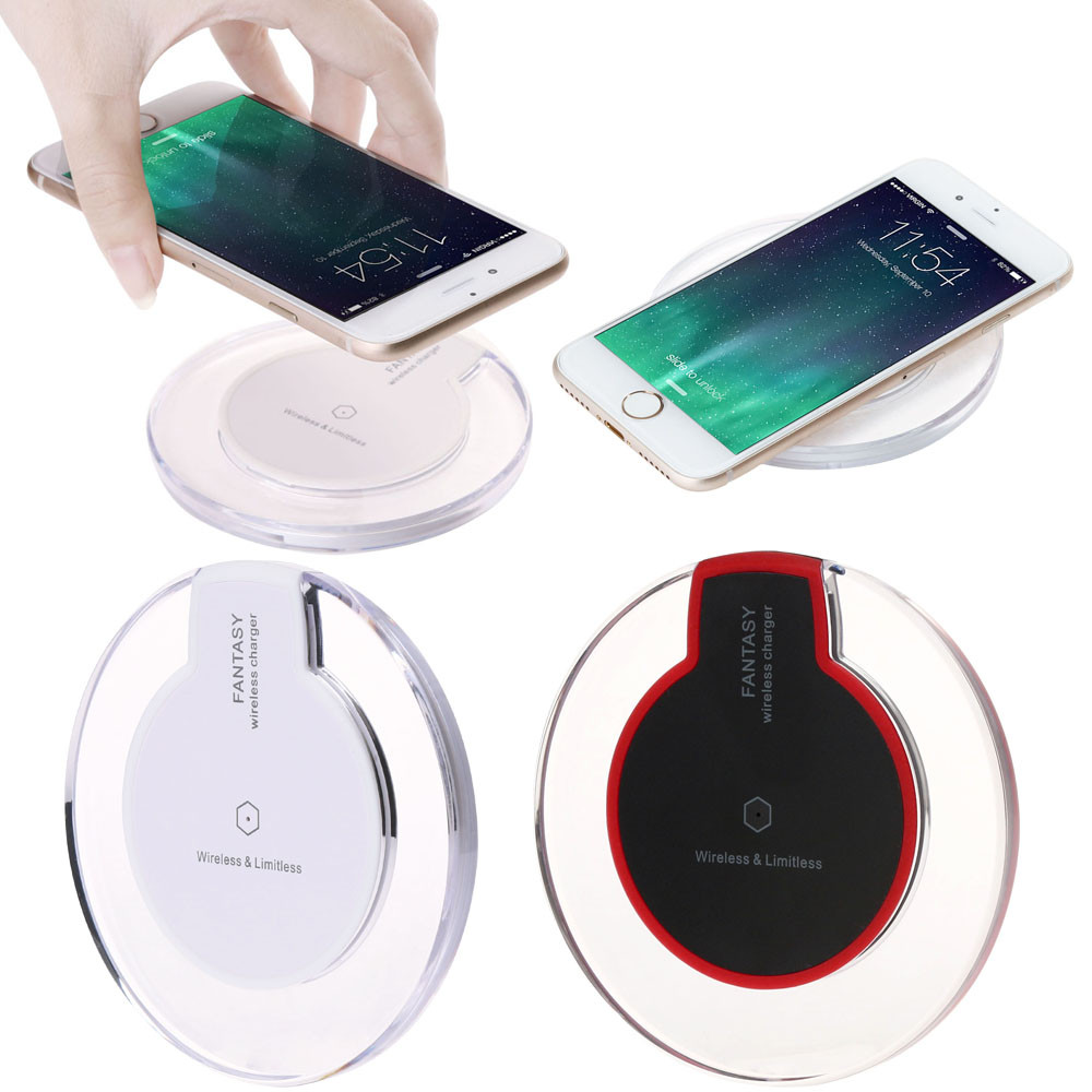 Wireless-Charger Dock-Station Charging-Pad Samsung QI Galaxy 5W for Fast S7/s7-Edge USB