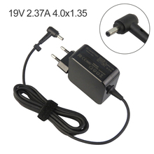 45W 19V Laptop Power Adapter EU Charging Plug Fits For ASUS UX305 UX21A UX31A X441S x540sa X540S X540L X541UA X556U x540sa motherboard 8g ram n3700 n3050 for asus x540sa x540s x540 f540s laptop motherboard x540sa mainboard x540sa motherboard
