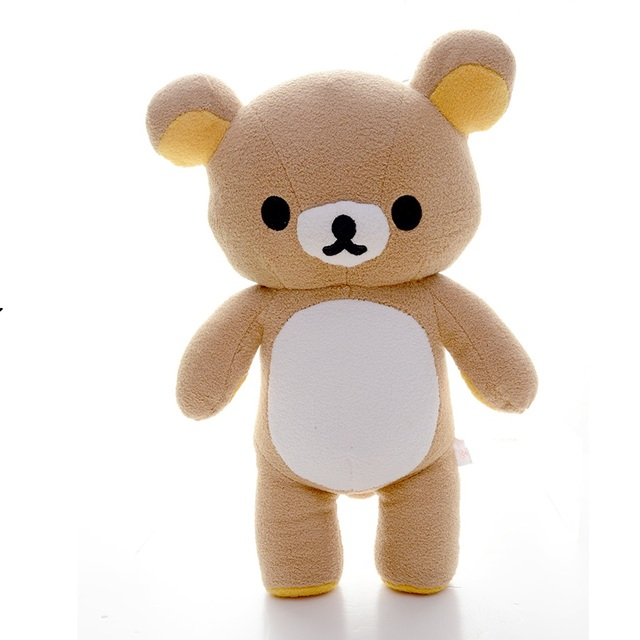 Must see Rilakkuma Anime Adorable Dog - Cute-Rilakkuma-Plush-Japan-Anime-Relax-Bear-Collection-San-x-Bear-for-Girls-Kids-Stuffed-Toy  Pic_527455  .jpg