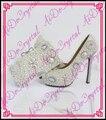 Aidocrystal сексуальные высокие каблуки и дисков сцепления сумки элегантные дамы италия белый жемчуг и кристалл свадебные туфли и соответствующие сумки