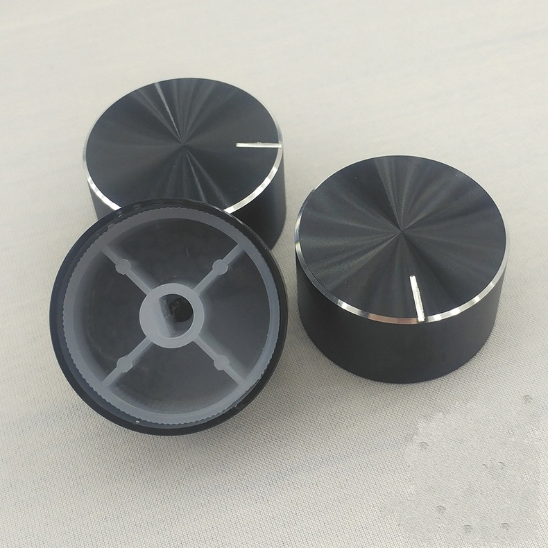Rotary Encoder Potentiometer Knob Volume Control  Knob Amplifier Knobs 32x17mm