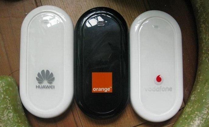 Kostenloser Versand entsperrt drahtlos Huawei E220 3G USB-Modem HSDPA 3.6Mbps Netzwerkkarte, Unterstützung Google Android Tablet PC
