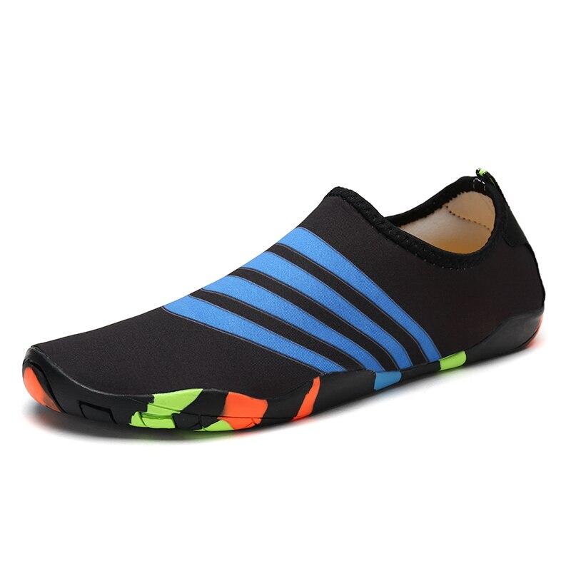 Hommes Plage D'eau Chaussures En Plein Air De Natation Chaussures Chaussures Sandales De Sport Légères Antidérapantes sur Aqua Chaussures tenis feminino esportivo