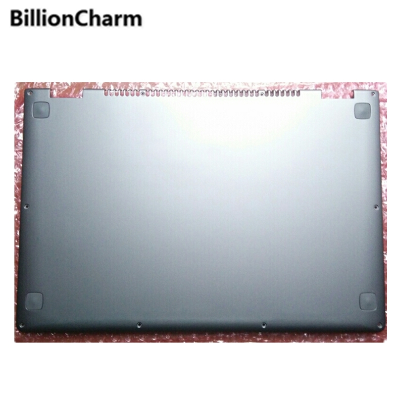BillionCharmn New Laptop Replace Cover For Lenovo YOGA 13 Silver D Shell 11S30500246 Laptop Bottom Base Cover Lower Case case cover for lenovo ideapad yoga 2 pro 13 13 base bottom cover laptop replace cover am0s9000200
