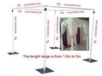 Свадебные площади полог/хупы/Arbor простыня стенд свадебные украшения, свадебной свадебные квадратная труба