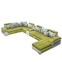 Moderno Para Oturma Grubu Mobilya Asiento Puff Recliner Mobili Couch Meuble Maison Set Living Room De Sala Furniture Mueble Sofa
