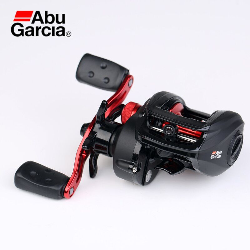 Abu Garcia BMAX3/3-L 4+1BB 6.4:1 18lb Baitcasting Reel L/R Hand Water Drop Wheel Lure Fishing Reels Pesca Fishing Accessories лакомство для грызунов чика био шиповник с календулой 110 г