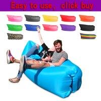 Lazy Bag Home Air Furniture Gas Lazy Sofa Bed Sunshine Beach Park Sleeping Air Sofa Gonflable