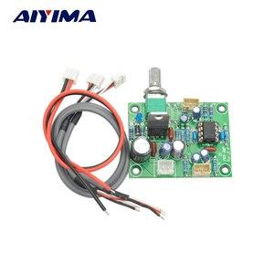 Image 2 - لوحة تعديل حجم مكبر للصوت AIYIMA NE5532 10 مرات لوحة تضخيم مكبر للصوت DC10 34V مكبر للصوت المنزلي DIY