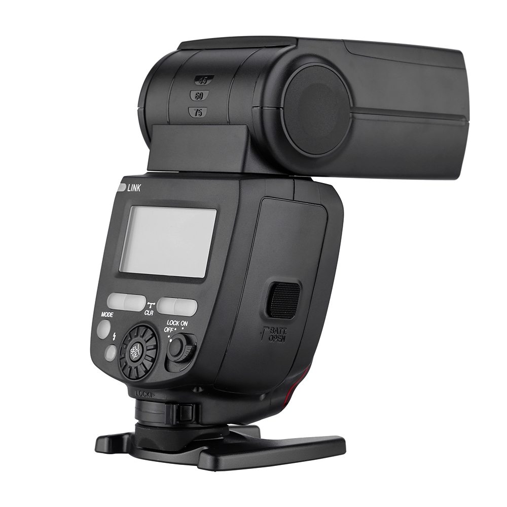 Image 3 - YONGNUO YN685 N/C Flash HSS 2.4G GN60 Wireless Master/Slave Speedlite TTL Speedlight for Canon Nikon Camera-in Flashes from Consumer Electronics