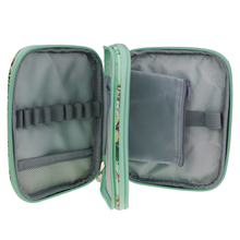 Портативная сумка для хранения спиц из ткани Оксфорд, водонепроницаемая сумка для вязания крючком, сумка для рукоделия, органайзер для хранения ниток