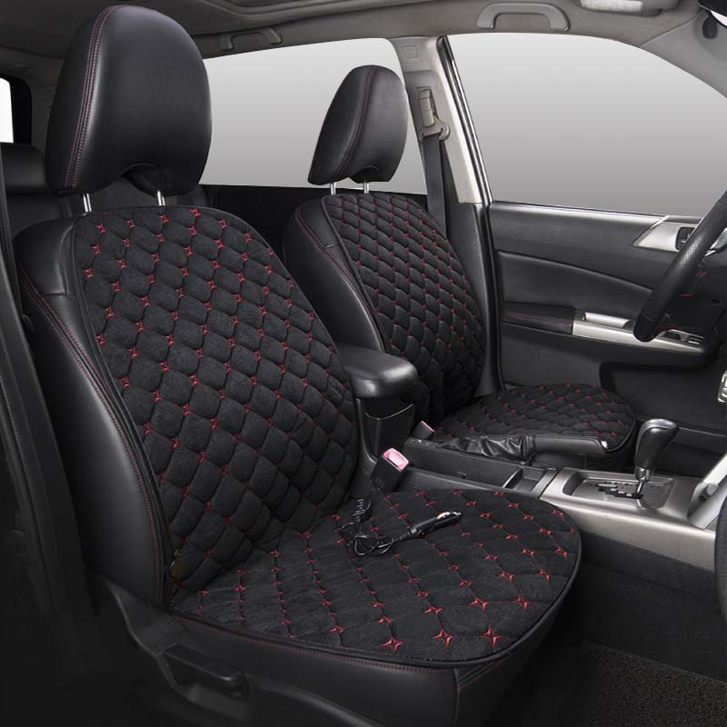 AUTOYOUTH Heating-Pads Car-Seat-Cushion Skoda Octavia Universal W211 Winter Mercedes
