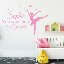 Hot Sophie Decal Removable Vinyl Mural Poster For Home Decor Living Room Bedroom Decoration Accessories