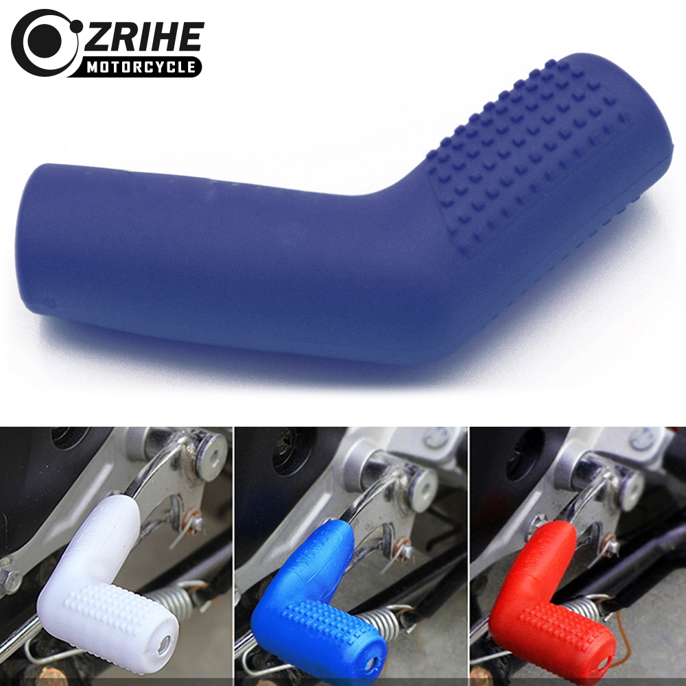 Motorcycle Gear Shift Lever Rubber Sock Protector Shifter Shoe Shift Cover For <font><b>Suzuki</b></font> SV 650 S 650 GLADIUS 1000/S <font><b>TL</b></font> 1000R <font><b>1000S</b></font> image