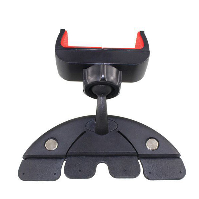 Universal Mobile Phone PDA GPS Holder Mini Plastic Car CD Player Slot Mobile Phone Mount Bracket Support
