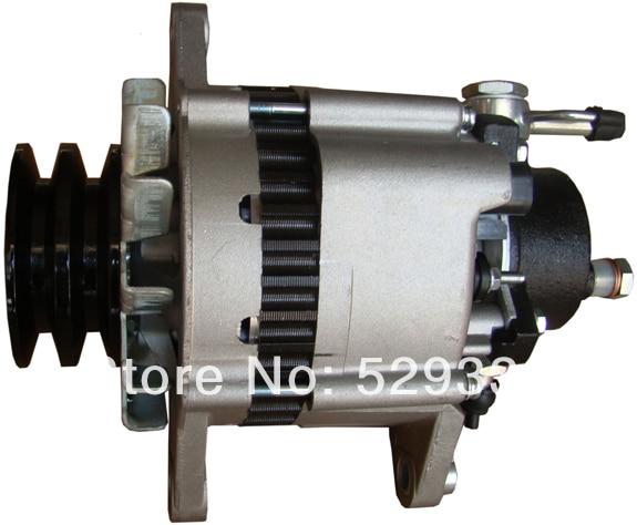 US $112.5 10% OFF|NEW 24V AUTO ALTERNATOR LR235402 LR235 402 23100C8604 on