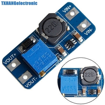MT3608 2A Max DC-DC Step Up Мощность модуль усилителя Мощность модуль для Arduino
