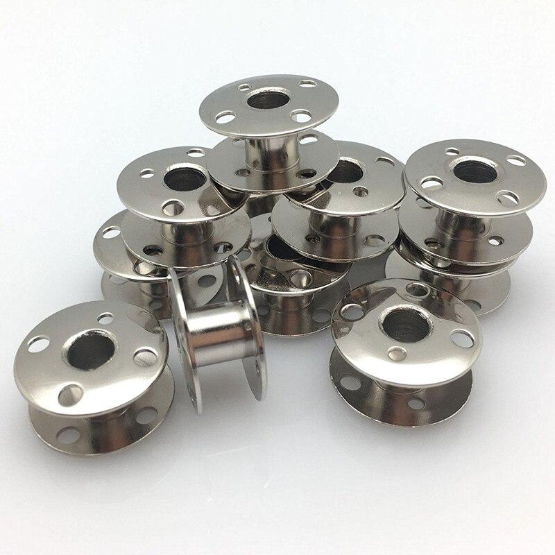 25 шпулек, металл, номер детали #172222, используется для SINGER 66, 66-6, 99, 99-13, 185, 185CL, 192 5BB5035