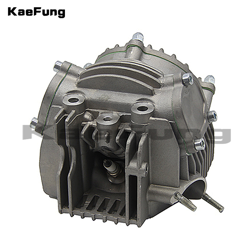 US $274 36 8% OFF YX150 YX160 4 Valves Engine Cylinder Head Kit Parts For  Chinese GPX YX 150cc 160cc Dirt Trail Pit Bike Mini Motocross-in Turbos &