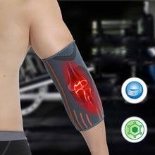 1 шт. дышащий компрессионный рукав налокотник Поддержка протектор для тяжелой атлетики артрит волейбол теннис рука бандаж