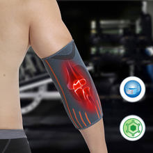New 1 Pcs Breathable Compression Sleeve Elbow Brace Support Protector for Weightlifting Arthritis Volleyball Tennis Arm Brace(China)