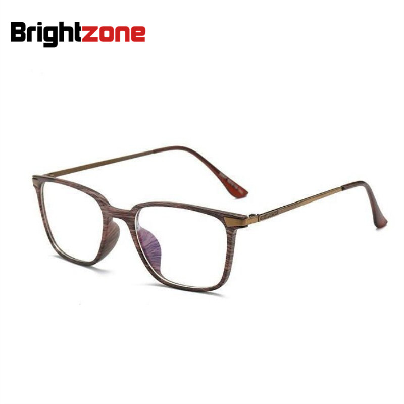 Retro Vintage Anti-blue Rays Blue Light Filter TR90 Plain Eyeglasses Clear Plano Computer Eye Glasses Men Gafas Oculos De Grau