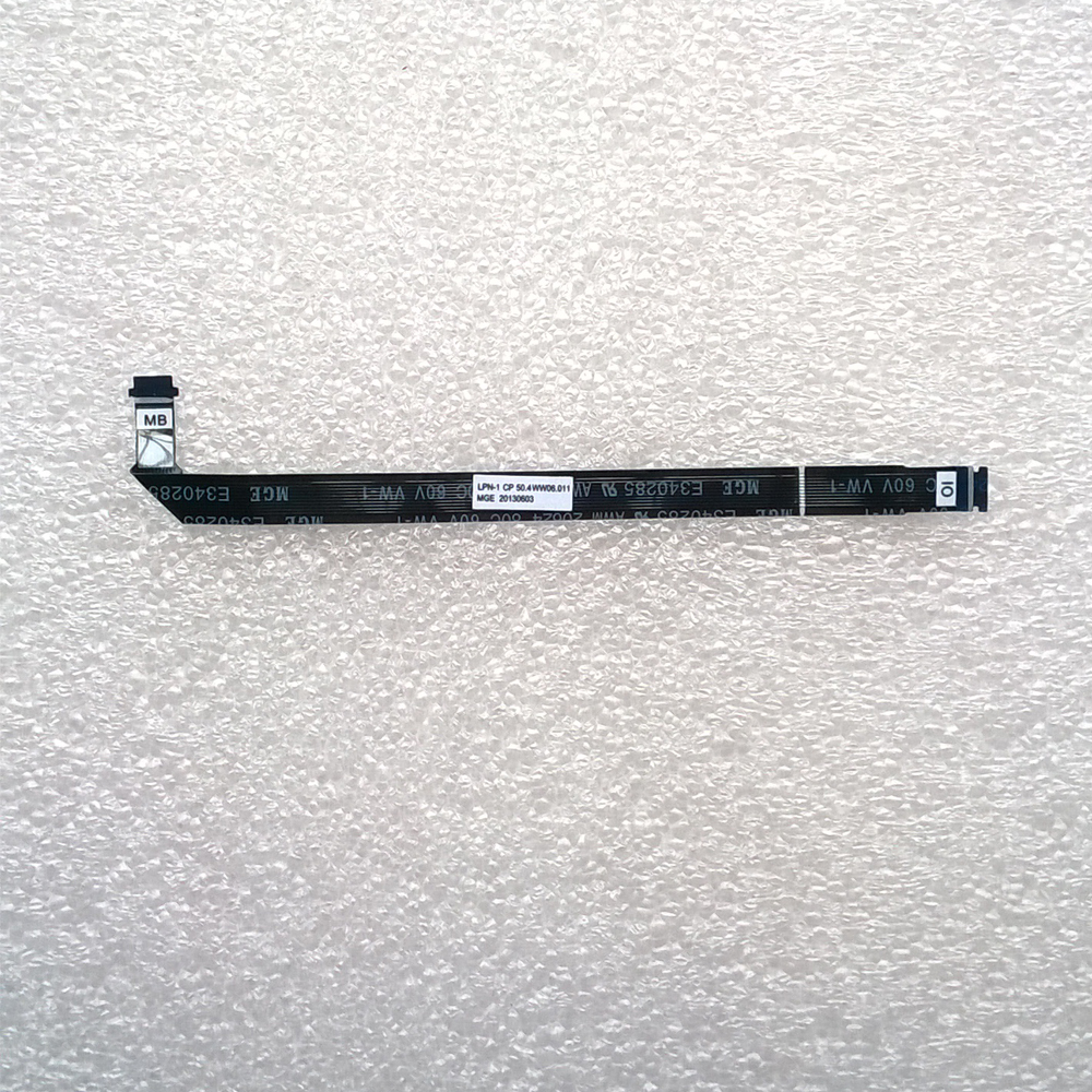 Touchpad Cable For Lenovo Thinkpad X1 helix Laptop, 50 4WW06 011