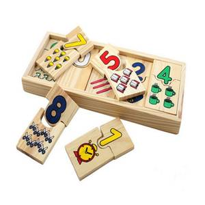 TBJOY Educational Wooden Puzzle Kids Games