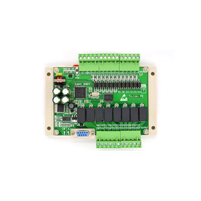 US $32 99 |1Pc Industrial Board Plc Control Board FX1N 20MR 24V DC Online  Download Monitoring Modify The Program-in Motor Controller from Home