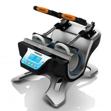High Quality Double Station Mug Heat Transfer Press Machine