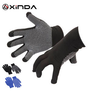XINDA outdoor climbing glove mountaineering riding Climbing Gloves Touch Screen Breathable Wearable Knight Protective Gloves