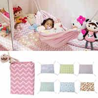 Rede de bebê casa ao ar livre destacável portátil confortável cama kit infantil rede
