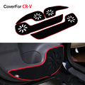 Car Styling Door Protector Side Edge Protection Pad For Honda CR-V CRV 2012 2013 2014 Protecter Anti-kick Mat Free Shipping