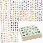 60 Sheets Flowers De...