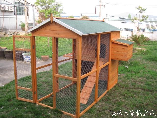 Hacer jaula de madera jaulas para perros maderplast - Hacer caseta de madera ...