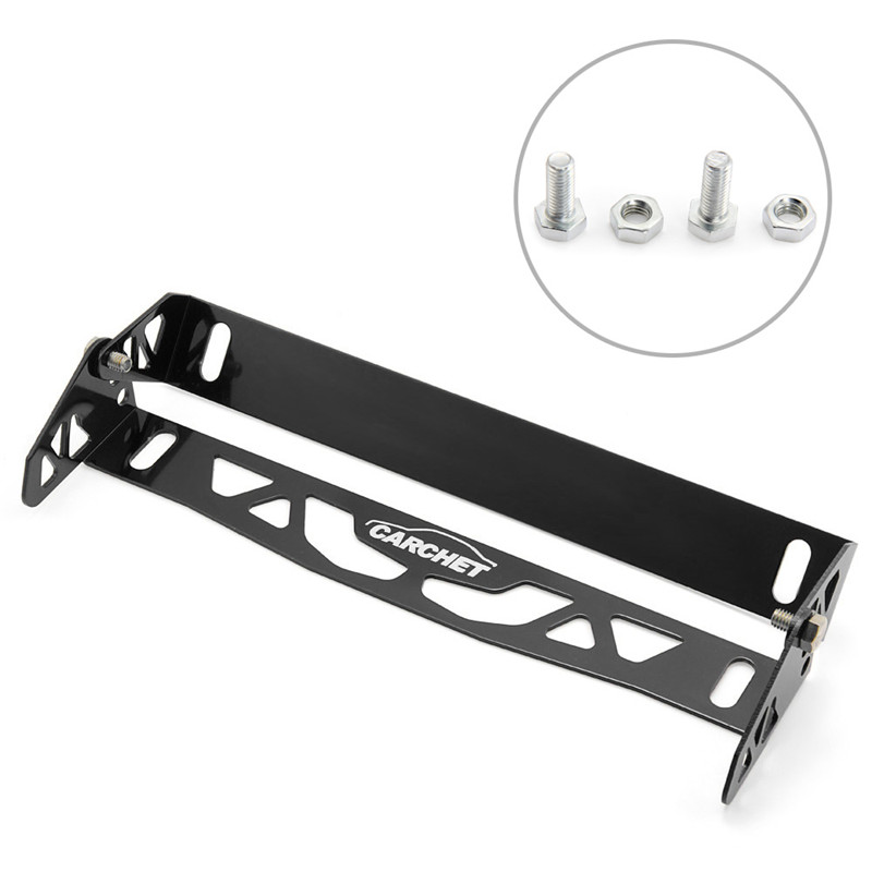 CARCHET Mudguards Mugen Number Plate Power Racing License Plate ...