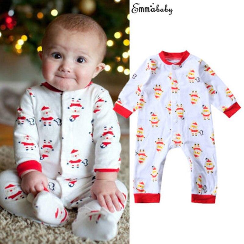 Adorable Newborn Toddler Baby Boys Girls Clothes Long Sleeve Cartoon Romper bebek giyim Jumpsuit Playsuit Outfits One Piece