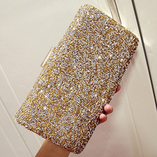 ETAILL Simple Glitter Sequins Evening Bag 2018 Party. US  18.93   piece Free  Shipping 6f8da1c47574