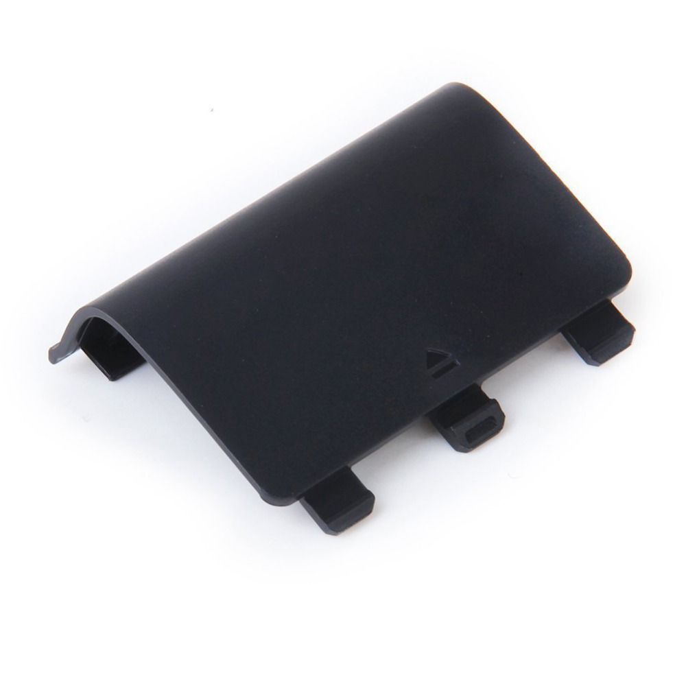 EastVita Black Replacement <font><b>Battery</b></font> <font><b>Cover</b></font> Door for XBox Wireless Controller High quality material r15 image