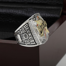 2003 FLORIDA MARLINS ANGELS  MLB world Series Championship Ring 10-13 size with cherry wooden case as a gift