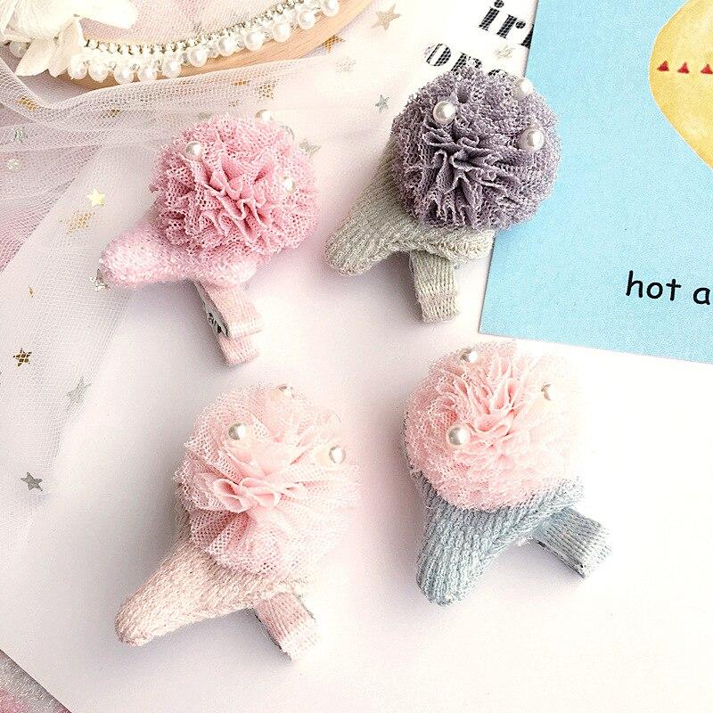 Korea Handmade Cute Cartoon Icecream Children Hairclips Kids Hairpins For Girls Barrettes Headwear Hair Accessories-SWCHP029D