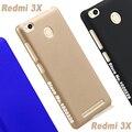 Xiaomi Redmi 3x case cover plastic Hard pc case for Xiomi Xiaomi Redmi 3x cover case High quality pC Xiaomi Redmi 3 x case cover