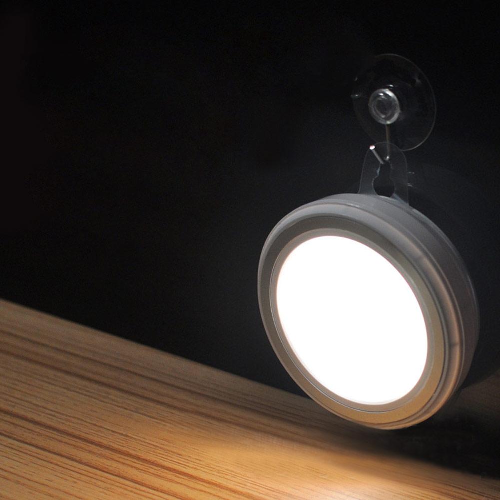 High Quality 5 LED Auto Motion Sensor Night Light Detector PIR Infrared bathroom corridor Hook Closet Lamp Light