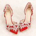 flowers shoes clips decorative shop Shoe accessories shoe clip crystal rhinestones charm material N2063