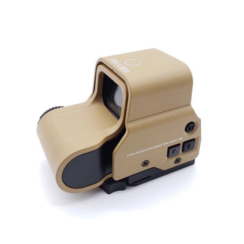 Plastic 558 Red Dot For Gel Ball Blaster Gun Nerf Toy Gun Decoration Just For Exterior Decor